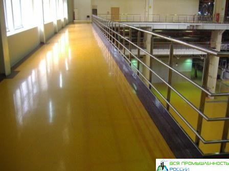 Подолский завод наливные полы оклеечная гидроизоляция область применения