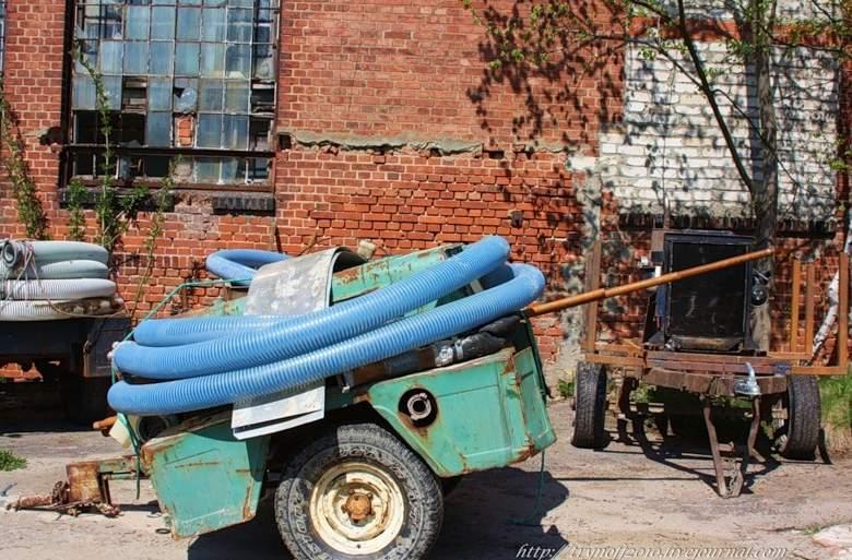 PROMFOTO из ЖЖ: Немного о Янтарном комбинате
