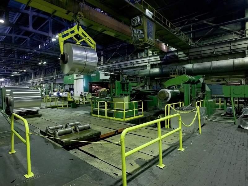PROMFOTO из ЖЖ: Из серии «Как это делается»- Фольга / ОАО «Русал Саяногорский алюминиевый завод»