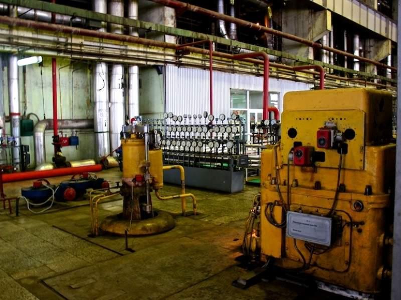 PROMFOTO из ЖЖ: ТЭЦ завода «ВАЗ» в Тольятти