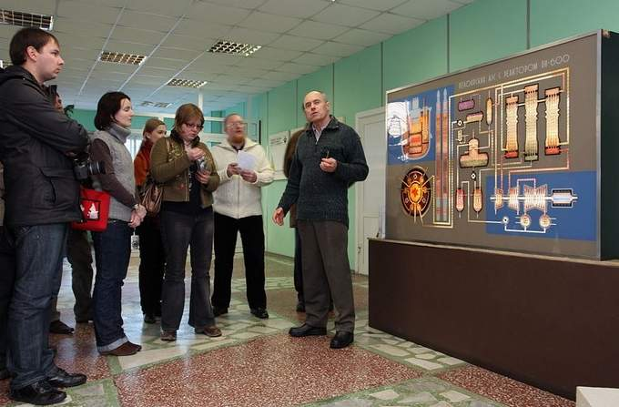 ZAVODFOTO из ЖЖ: Блог-тур на Белоярскую АЭС